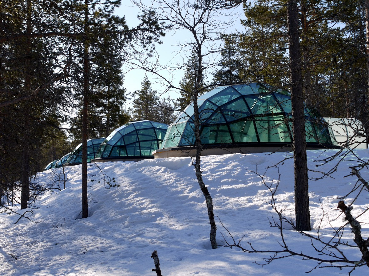lapland 5 a night in the igloo travel potpourri