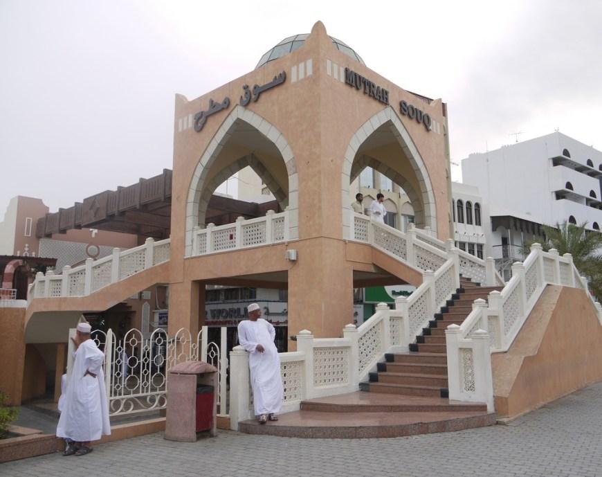 v ománskej metropole
