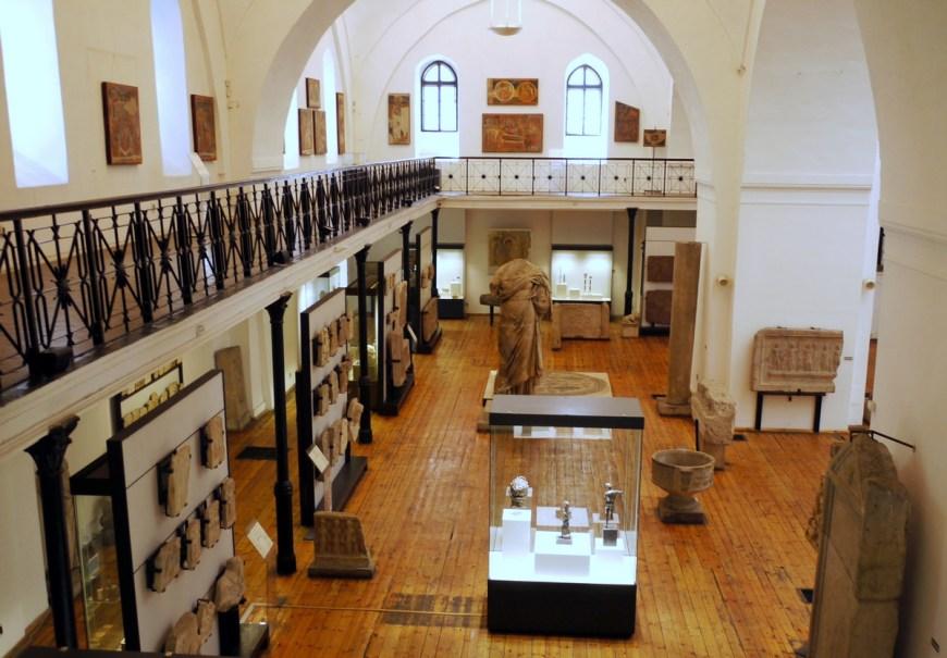 7 archeologických múzeí