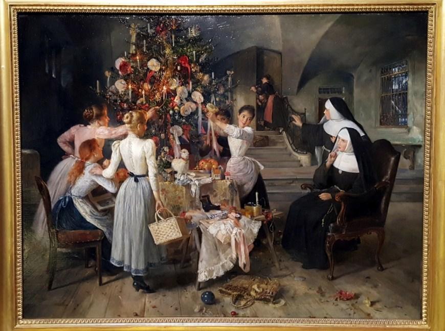 Vianočné múzeum v Salzburgu