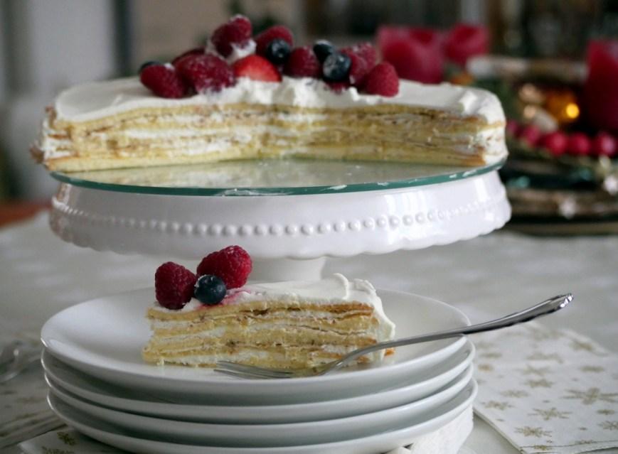 Šľahačková torta