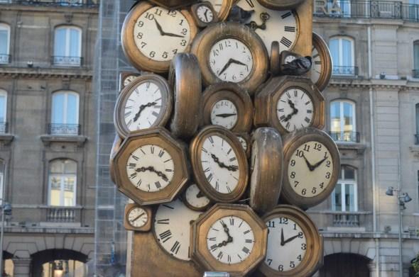 Zaujímavosti o Paríži paris Hodiny