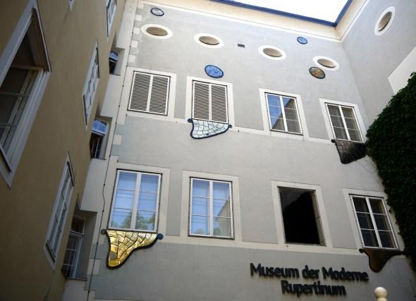 Salzburg, modern art