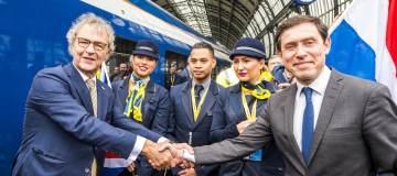 Eurostar: meer dan 250.000 reizigers op nieuwe route tussen Londen en Amsterdam