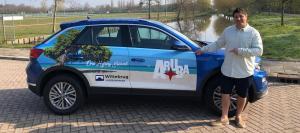 WIN! Een maand lang rondrijden in een Aruba-branded auto