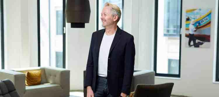 Fred van Eijk (Managing Director Travel Counsellors)