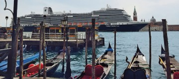 Holland America Line's Koningsdam zomer 2019 op Middellandse Zee