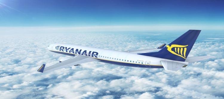 Ryanair start Maastricht - Malta in april 2019