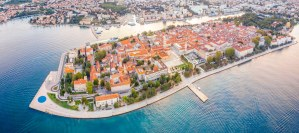 easyJet breidt zomeraanbod uit met 4e bestemming in Kroatië: Zadar
