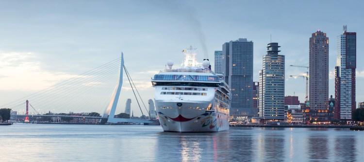 Aantal Nederlandse cruisepassagiers blijft groeien