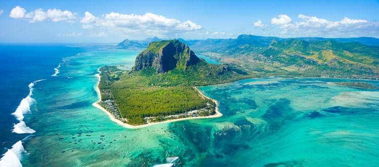 KLM en Air Mauritius schorten hun Joint Venture vluchten tussen Nederland en Mauritius op.