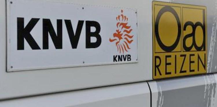 KNVB betreurt faillissement Oad Reizen