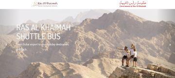 Lancering Ras Al Khaimah Shuttle Bus: vliegensvlug van Dubai naar Ras Al Khaimah