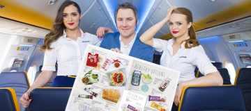 Premiumproducten bij lowcoster: Ryanair eerste met Heineken 0.0