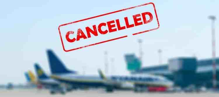 Reizigers wederom gefrustreerd door geannuleerde Ryanair-vluchten