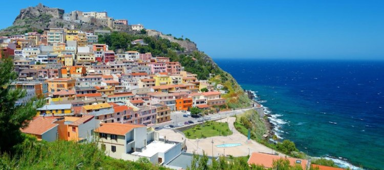 Sardinië nieuw bij Corendon