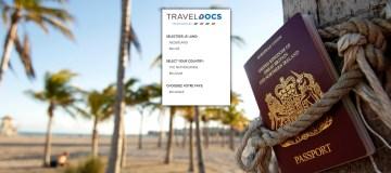 Samenwerking Traveldocs/Visa4all en TUI
