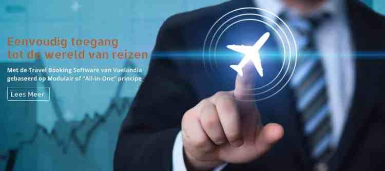 Boekingen via Vuelandia automatisch ingelezen in BAS administratie