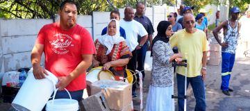 Zuid-Afrika: toeristen verergeren watergebrek niet