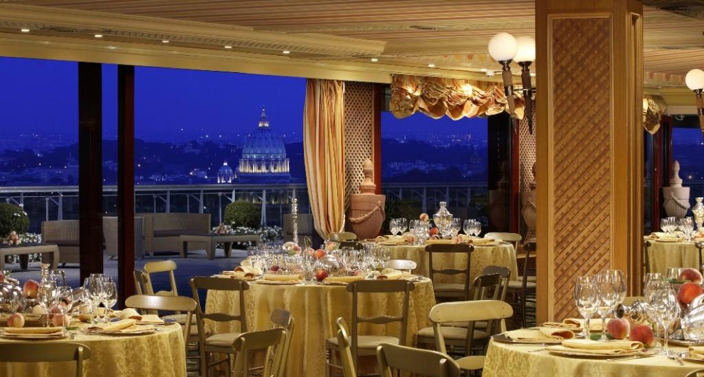 Il Rome Cavalieri celebra il 50 anniversario con una promozione mice  TravelQuotidiano