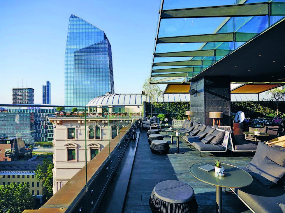 Me Milan Il Duca ospita la nuova lounge dello champagne