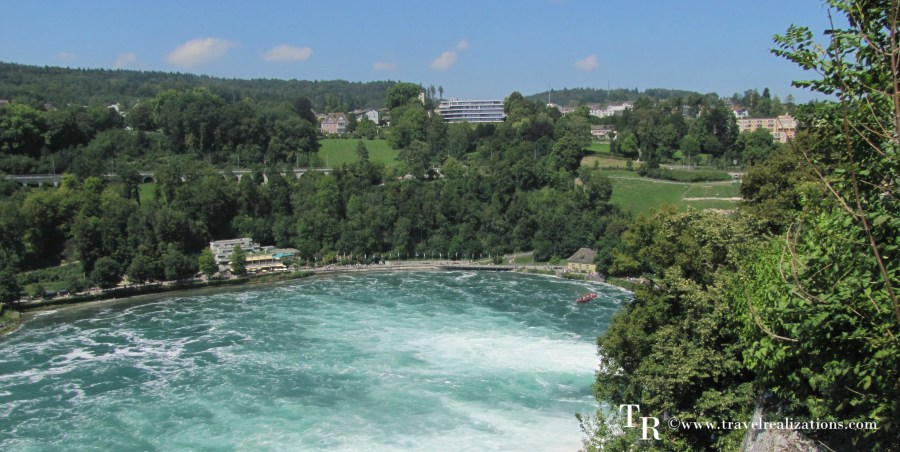 Rhine Falls, Switzerland.