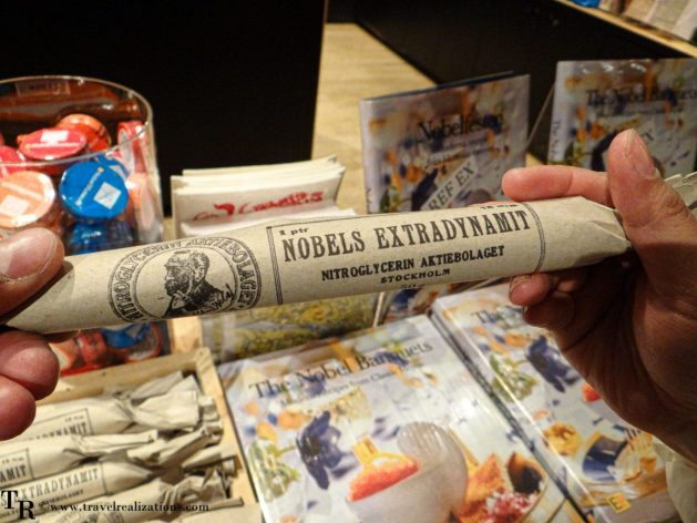A Visit to Nobel Museum in Stockholm, Sweden, Travel Realizations