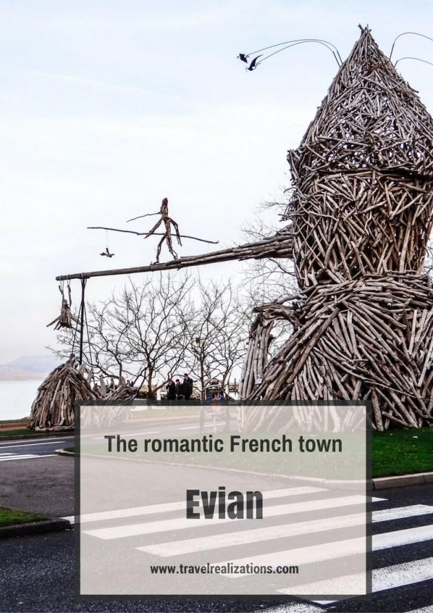 Travel Realizations, Evian