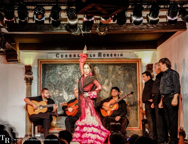 Experience Spanish Folk music and dance - Flamenco, Travel Realizations. Madrid