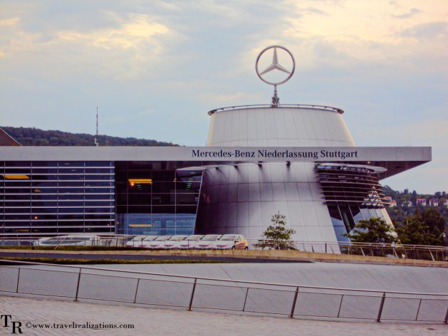 """The Best or Nothing"" - The Mercedes-Benz Museum in Stuttgart, Germany, Travel Realizations"