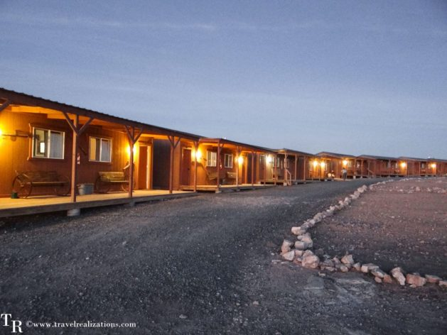 An exciting night in Hualapai Ranch in Grand Canyon, Arizona USA, Grand Canyon West Rim, Travel Realizations