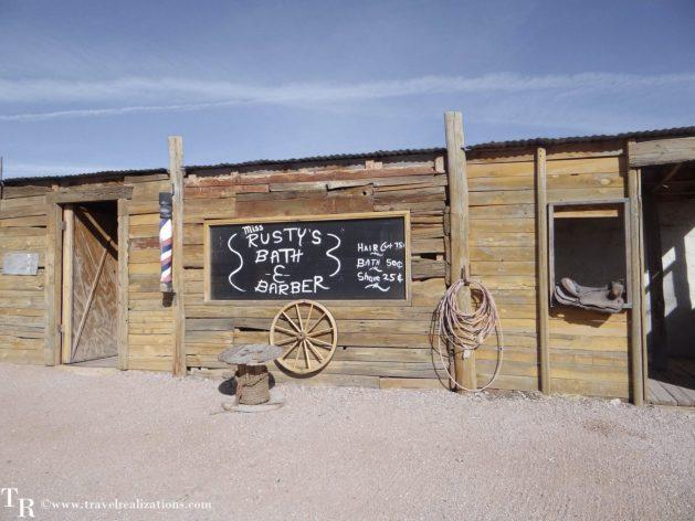 Travel Realizations, Hualapai Ranch, Grand Canyon, Hualapai Lodge, Cabins