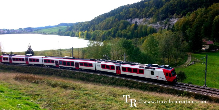 Swiss Train.