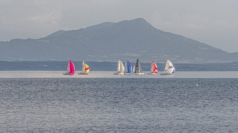 A journey with Jane Austen along the shores of Lake Geneva, Switzerland!