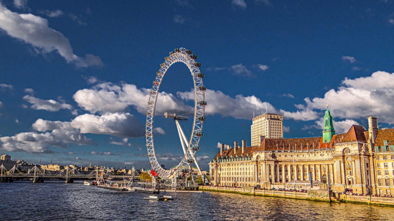 London Eye through my eyes!