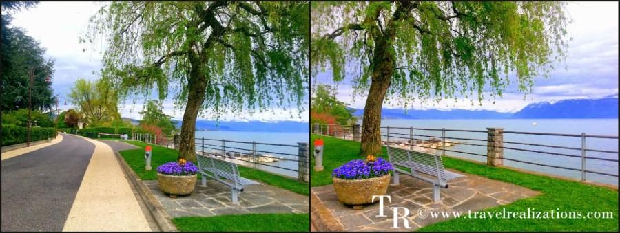 Shores of Lake Geneva