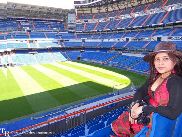 Santiago Bernabeu Stadium - The home of Real Madrid, Travel Realizations