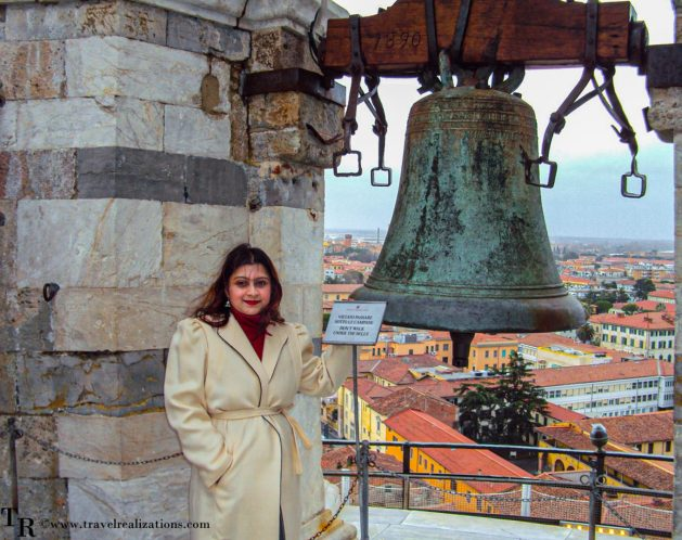 Leaning Tower of Pisa, Italy, Travel Realizations, Christmas Day