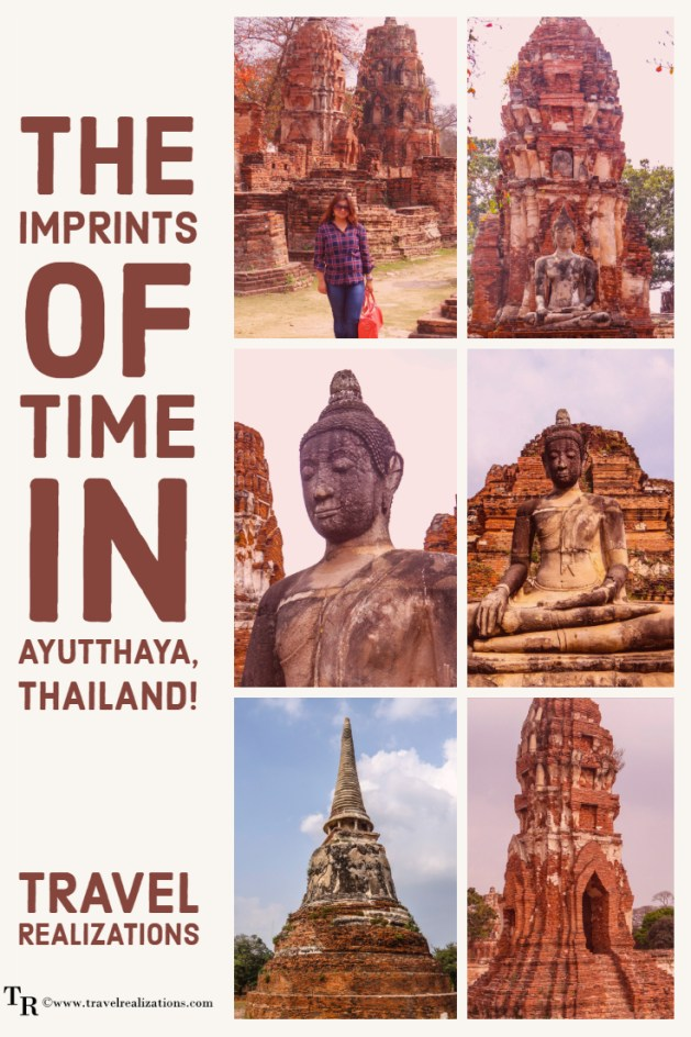 Explore the Wat MahaThat at Ayutthaya inThailand - once an important center of global diplomacy-now an archeological ruin, which has liberated time.