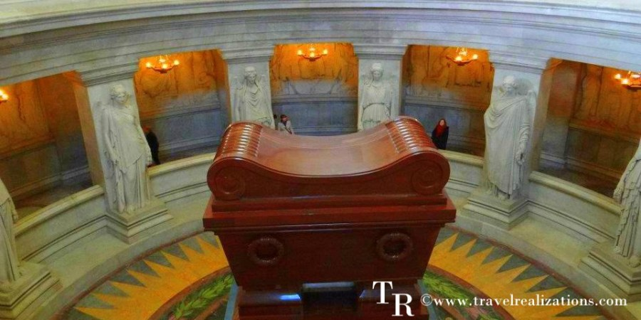 The Tomb of Napoleon Bonaparte