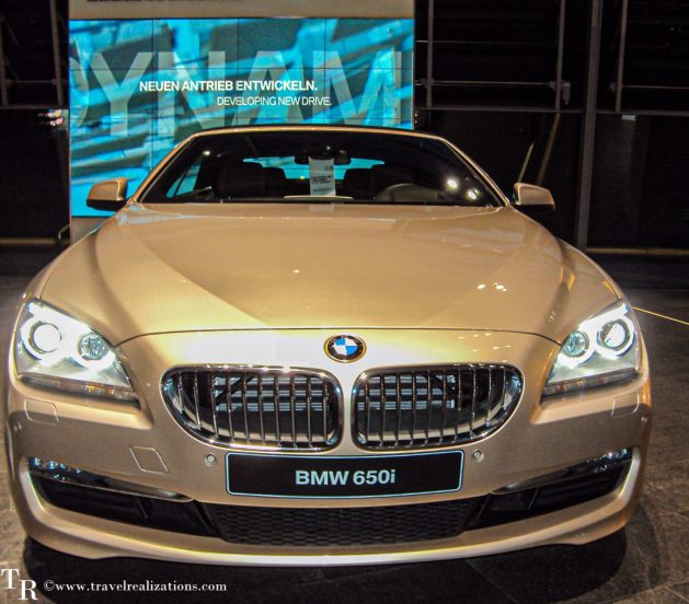 """""""The Ultimate Driving Machine"""" - The BMW Museum in Munich, Germany, Travel Realizations, BMW car"""
