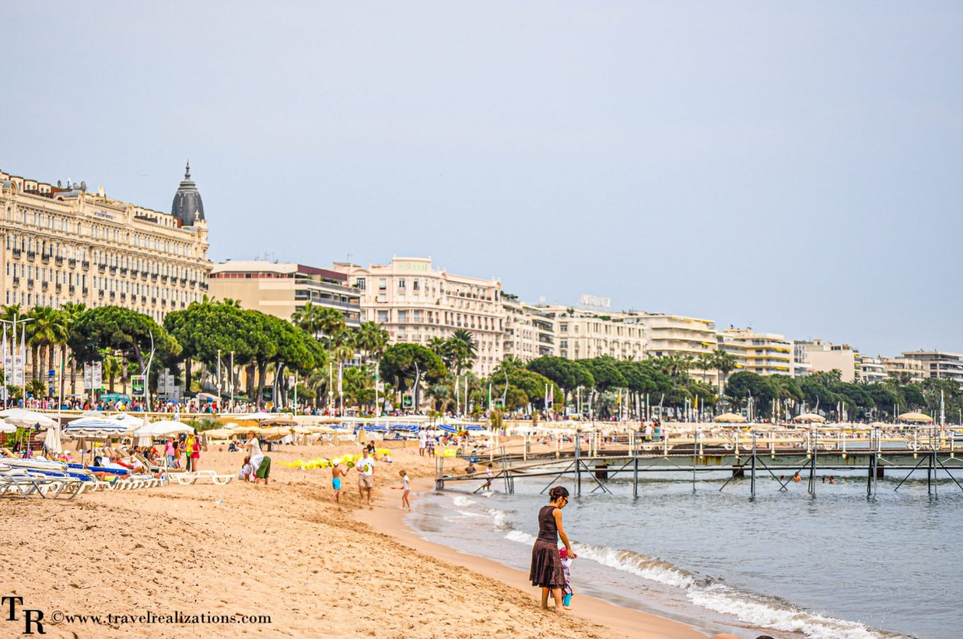 Cannes - A city in the French Riviera that rolls out the red carpet to glitz and glamour every year