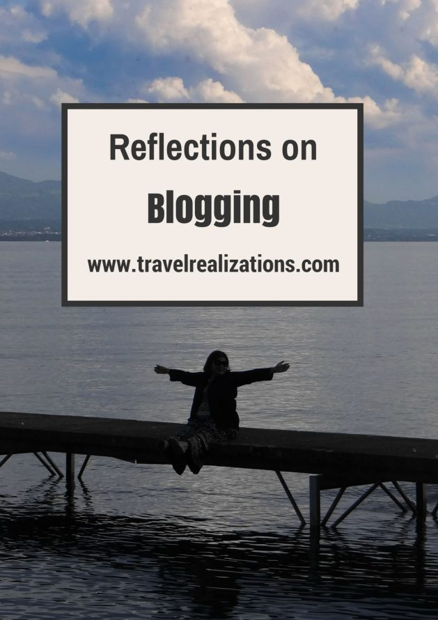 Travel Realizations, Blogging