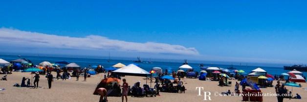 A Coffee cup and a story in Santa Cruz California