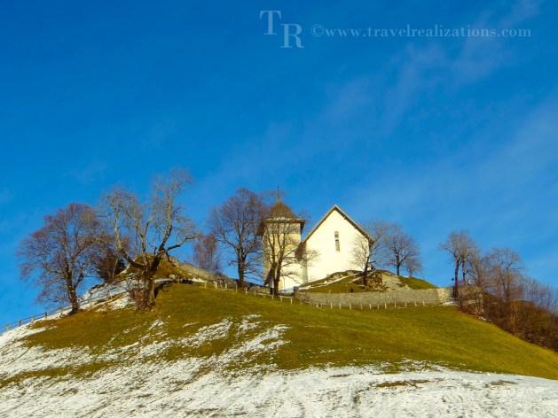 Travel Realizations, Château-d'Oex, Switzerland