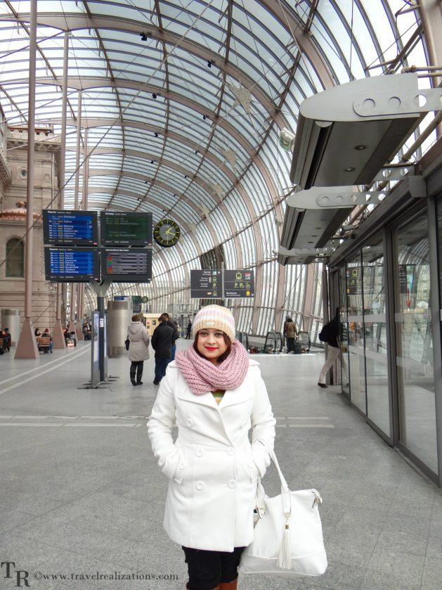 Travel Realizations, Christmas market, Strasbourg, France, march de Noel