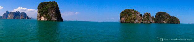 travel realizations, Phang Nga Bay, Thailand