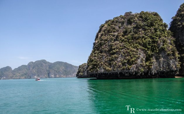 Travel Realizations, Phang Nga Bay