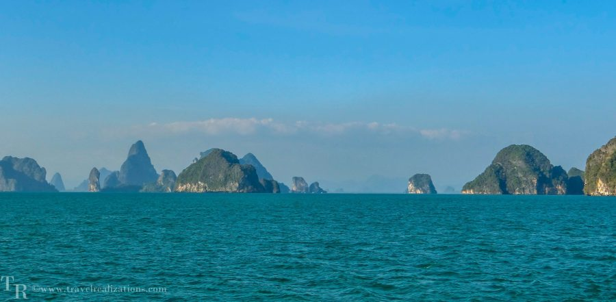 travel realizations, Phang Nga Bay, Thailand