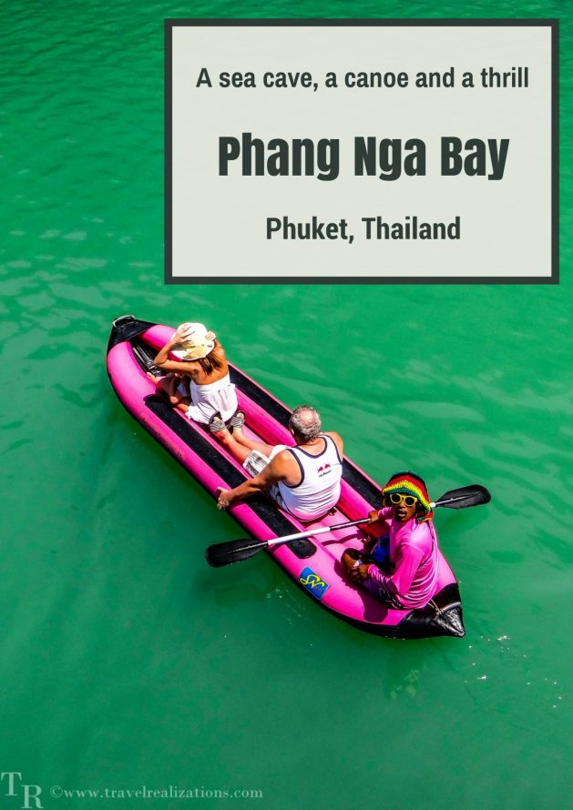 When I explore different facets of nature I find myself exude nothing other than unalloyed joy. These experiences are unparalleled to any. Today I will write about one such experience in Phang Nga Bay, famous for its classic karst (landscape underlain by limestone) scenery in Phuket, Thailand. #Thailand #Travel #Phuket #TravelBlog #TravelTips